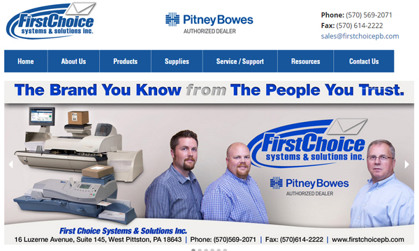First Choice Systems & Solutions